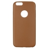 "Mooke PU Case for iPhone 6S/6 (4.7"") Brown рис.1"