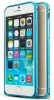 "Mooke Metal Bumper for iPhone 6 (4.7"") Blue рис.1"