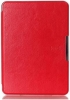 Leather case for Amazon Kindle 6 (7gen) Red рис.1