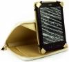 Универсальный кожаный чехол Wallet Style для планшетов/книг Satin White (MB30465) рис.5