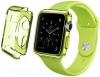 Apple Watch 38mm TPU Case - Clear Green рис.1