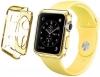 Apple Watch 38mm/40mm TPU Case - Clear Yellow рис.1