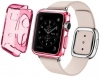 Apple Watch 38mm TPU Case - Solid Red рис.1