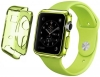 Apple Watch 42mm TPU Case - Clear Green рис.1