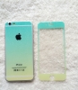 Colored Tempered Glass for iPhone 6S/6 (front+back) мал.5
