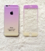 Colored Tempered Glass for iPhone 6S/6 (front+back) мал.6