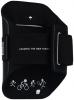Baseus Universal Sports Armband for 5.5-inch and smaller phones Black (AWBASEOBD-B01) мал.2