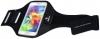 Baseus Universal Sports Armband for 5.5-inch and smaller phones Black (AWBASEOBD-B01) мал.3