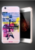 """Mooke Yuet Series Case for iPhone 6S/6 (4.7"""") Guitar (245) мал.1"""