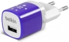 Belkin Home Charger 1 USB port (5 Watt / 1 Amp) Purple рис.1