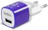 Belkin Home Charger 1 USB port (5 Watt / 1 Amp) Purple мал.1