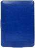 Leather Case for Amazon Kindle Paperwhite Dark Blue (KP30404) рис.2