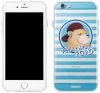 Remax Polar Bear case for iPhone 6S Blue мал.1