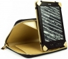 Универсальный кожаный чехол Wallet Style для планшетов/книг Soul Black (MB30464) рис.5