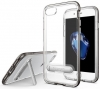 Spigen iPhone SE new/8/7 Case Crystal Hybrid Gunmetal (SGP-042CS20459) рис.3