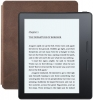 Amazon Kindle Oasis with Leather Charging Cover Brown рис.1
