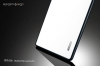 SGP Premium Protective Cover Skin Leather White for iPad mini 2/3 (SGP10070) рис.2