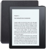 Amazon Kindle Oasis with Leather Charging Cover Black рис.1