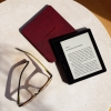 Amazon Kindle Oasis with Leather Charging Cover Red рис.2
