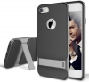 Rock Royce Series with stand Case for iPhone 8/7 - Grey (6950290637810) рис.1