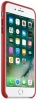 Leather Case Original for Apple iPhone 7 Plus (OEM) - Red мал.2