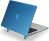 "iPearl Ice-Satin Case for MacBook Pro 13"" 2016 (Blue) рис.1"