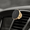 Baseus Small Ears Series Magnetic Car Air Vent Mount Gold (SUER-A0V) рис.3