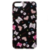 Mooke Meng Chong Series Case for iPhone SE new/8/7 Black мал.1