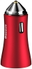 Baseus Golden Contactor Dual U Intelligent Car Charger Red (CCALL-DZ09) рис.1