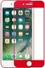 Baseus 0.23mm PET Soft 3D Tempered Glass Film for iPhone 7 Plus Red рис.1