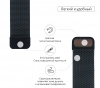Apple Milanese Loop Band for Apple Watch 42mm/44mm Black рис.2