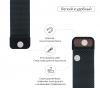 Armorstandart Milanese Loop Band для Apple Watch All Series 38-40mm Black (ARM48695) мал.2
