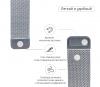 Armorstandart Milanese Loop Band для Apple Watch All Series 38-40mm Silver (ARM48696) мал.2