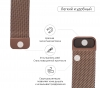 Apple Milanese Loop Band for Apple Watch 38mm/40mm Rose Gold рис.2