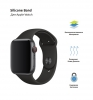 Apple Sport Band for Apple Watch 38mm/40mm Black (3 straps) рис.2
