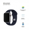Apple Sport Band for Apple Watch 38mm Dark Blue (3 straps) рис.2