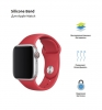 Apple Sport Band for Apple Watch 38mm Red (3 straps) рис.2