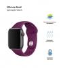 Armorstandart Sport Band (3 Straps) для Apple Watch 38-40 mm Purple (ARM49077) мал.2