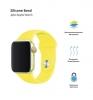 Armorstandart Sport Band (3 Straps) для Apple Watch 38-40 mm Yellow (ARM49079) мал.2