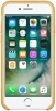 Apple iPhone 7 Leather Case (OEM) - Gold рис.2