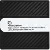 ArmorStandart Carbon Fibre Metal Shell Band for Xiaomi Mi Band 2 Black мал.7