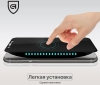 Защитное стекло ArmorStandart 3D Soft Edge для Apple iPhone SE new/8 Black (ARM49732-GSE-BK) мал.5