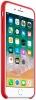Apple iPhone 8 Plus Silicone Case (OEM) - Red рис.3