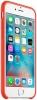 Apple iPhone 8 Plus Silicone Case (HC) - Orange рис.2