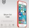 Apple iPhone 8 Plus Silicone Case (HC) - Orange рис.3