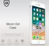 Apple iPhone 8 Plus Silicone Case (HC) - White рис.3