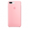 Apple iPhone 8 Plus Silicone Case (HC) - Pink рис.1