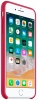 Apple iPhone 8 Plus Silicone Case (HC) - Rose Red рис.2