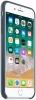 Apple iPhone 8 Plus Silicone Case (HC) - Dark Grey рис.2