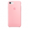 Apple iPhone 8 Silicone Case (HC) - Pink рис.1